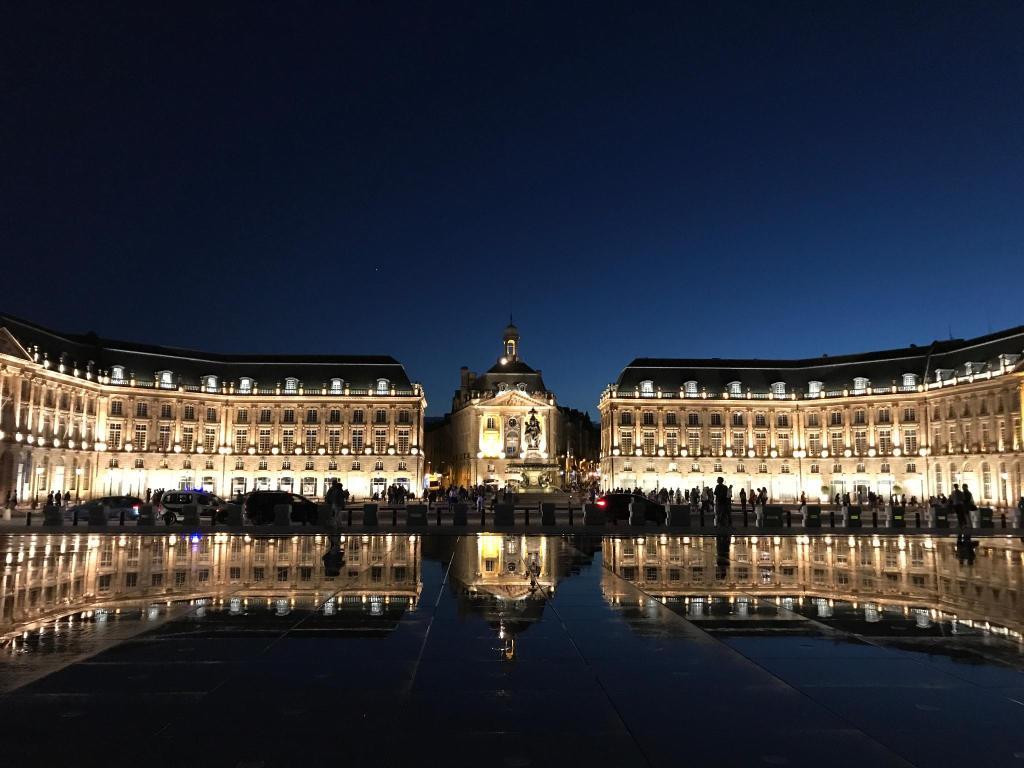 C ur de bordeaux h tel cl menceau france for Hotel original bordeaux