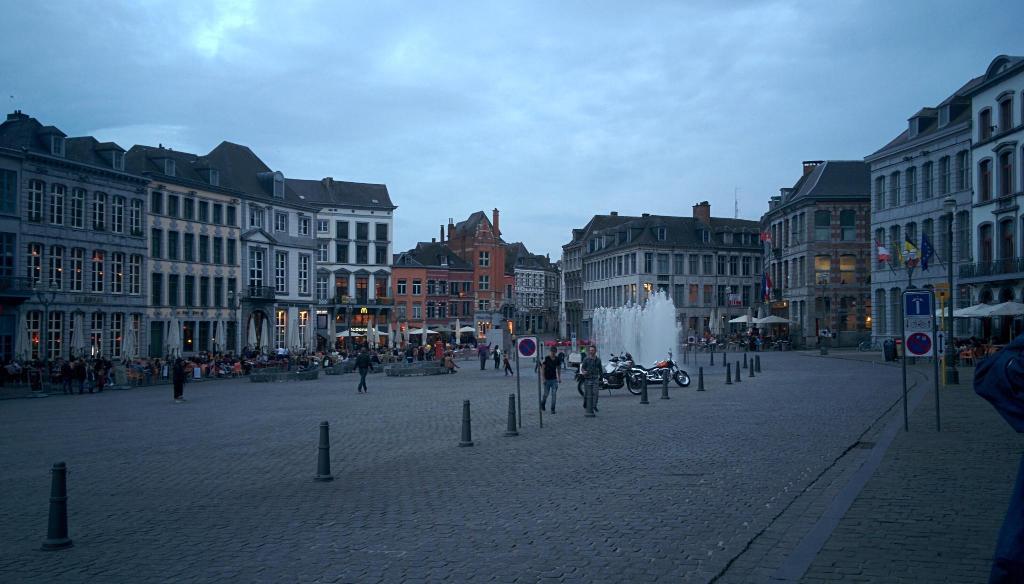 Hotel St James Mons Belgium Bookingcom