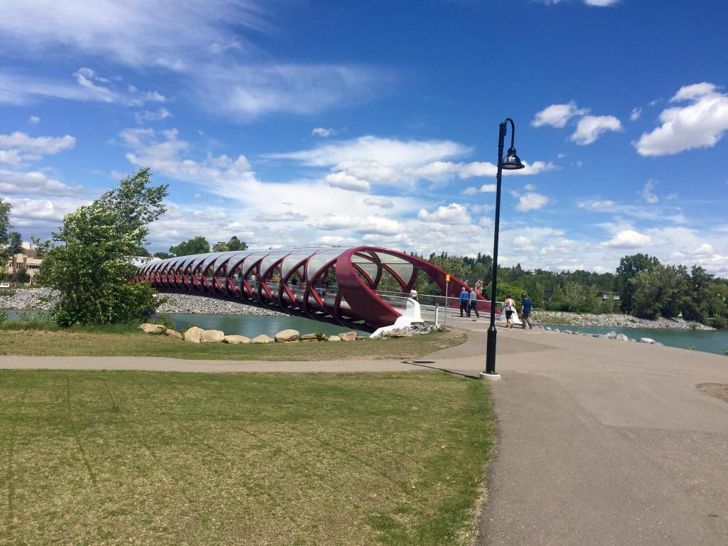 Nejlepší místa pro připojení v Calgary