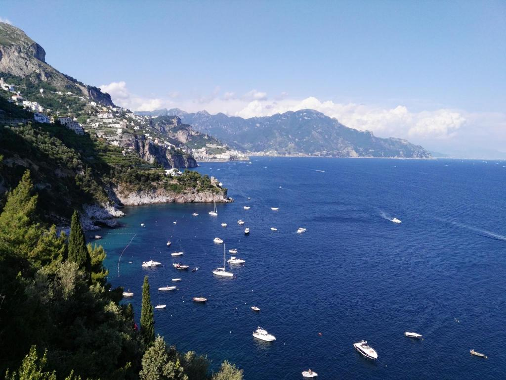 Hotel Le Terrazze, Conca dei Marini, Italy - Booking.com