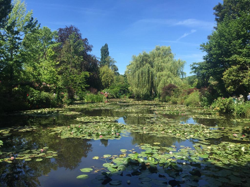 Relais du silence le jardin des plumes giverny tarifs 2018 - Giverny le jardin des plumes ...