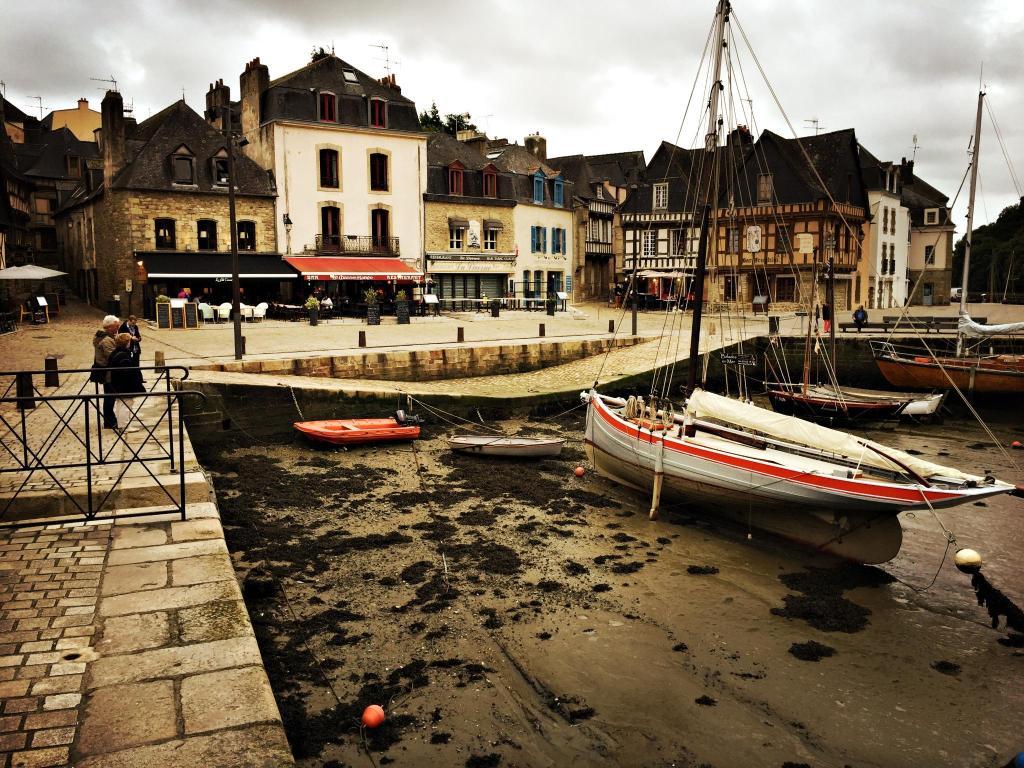 Citotel Hotel De France Et D Europe Concarneau France