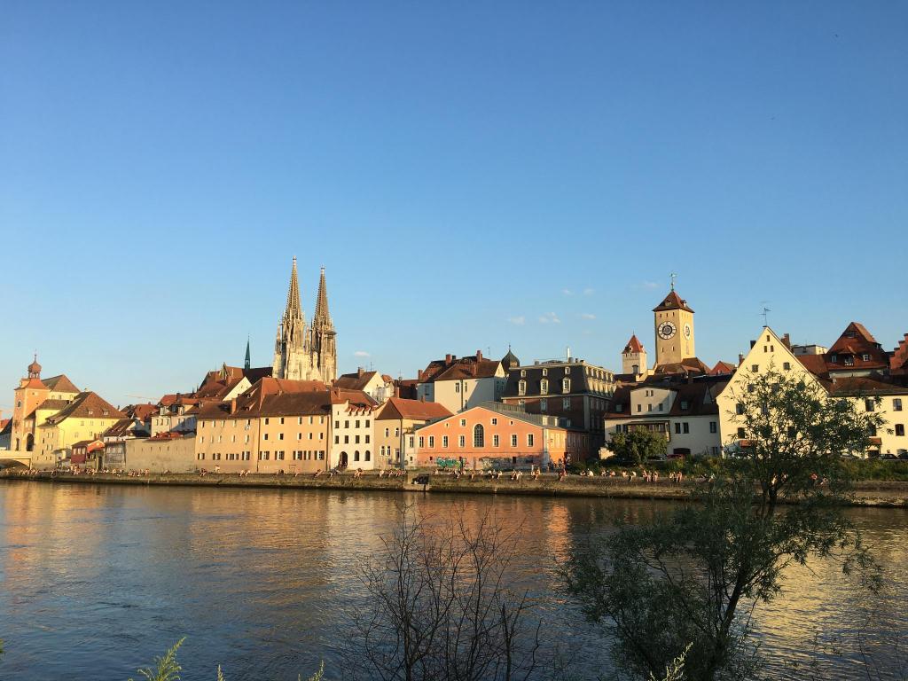 Hotel Ibis City Regensburg Adresse