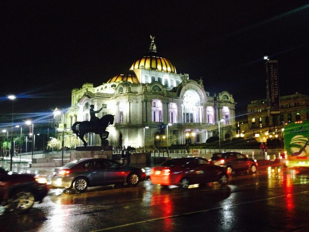 Hotel Geneve CD De Mexico, Mexico City, Mexico