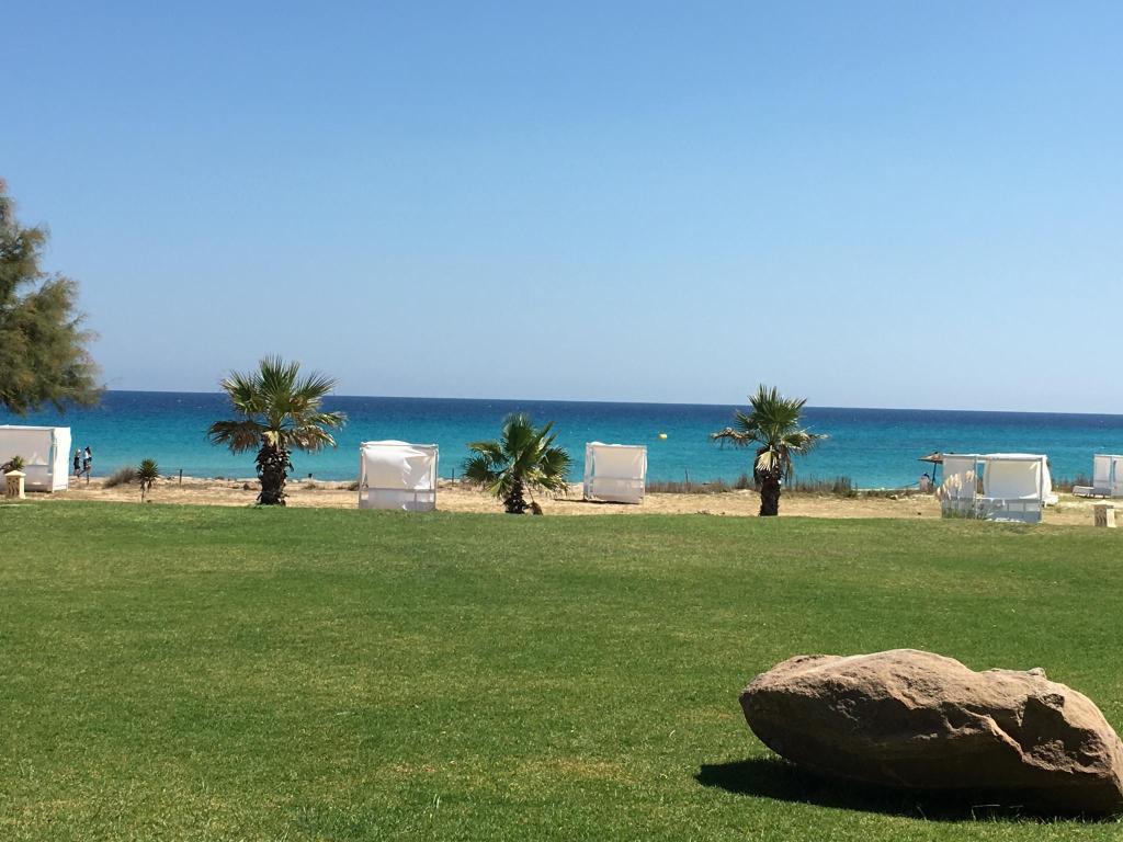 Cap bon kelibia beach hotel spa tunisie kelibia for Bon de reservation hotel