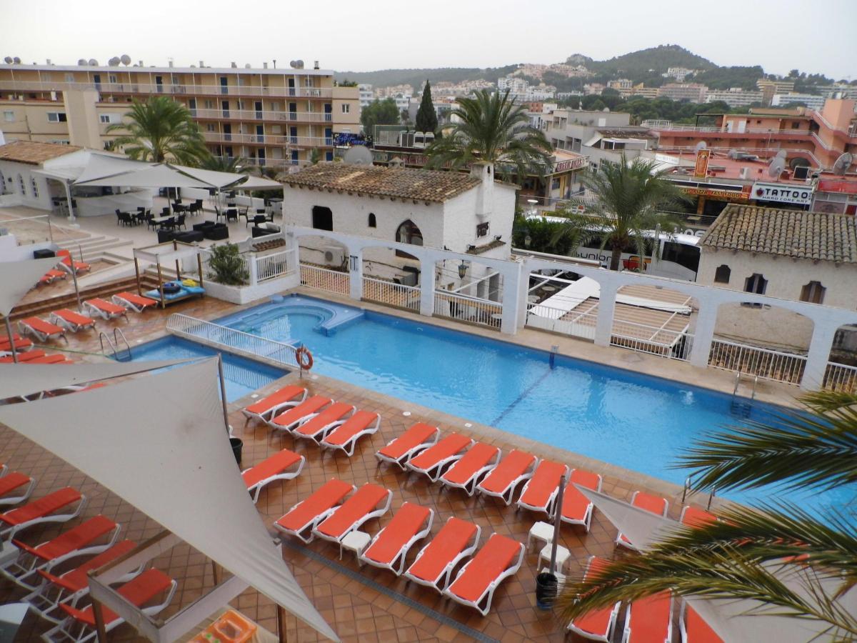 Hotel Deya Santa Ponsa Reviews