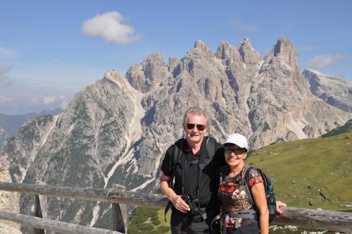 Rosi und Albert Edinger