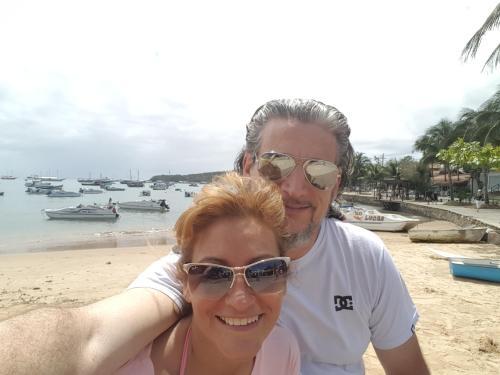 Fabio y Mariana