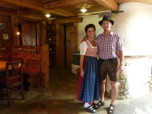Chef Philipp und Mama Erika