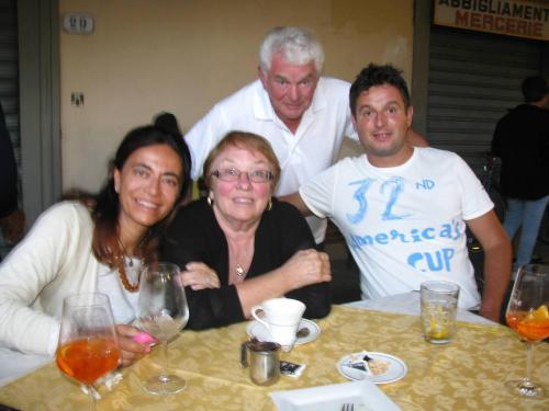 Marco, Monica, Bob & Lou