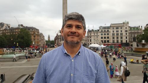 Ricardo Jorge Rojas