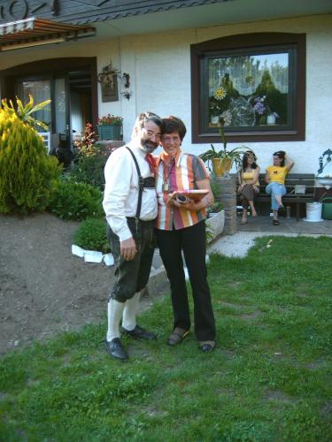 Gerti und Otto Kalt