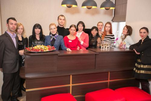 Hotel team