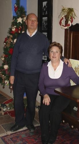 DANIEL Y LAURA