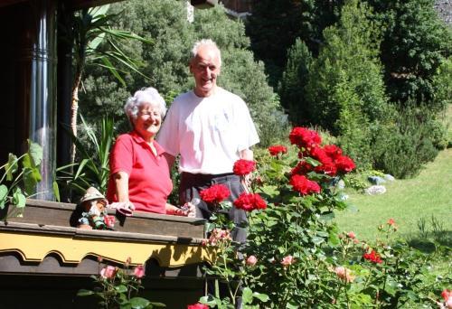 Ambros und Rosi Unterkircher