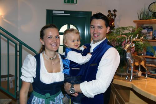 Familie Schneider-Schaidreiter