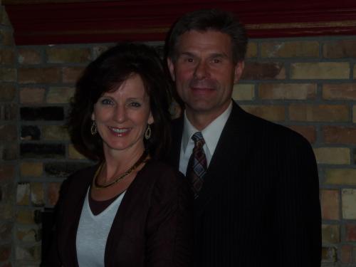 Jerry and Tina Murdock