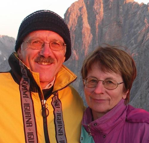 Lois und Inge Kofler