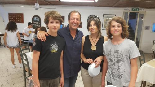 Luisa, Massimo,