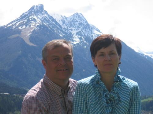 Paul und Birgit Mair