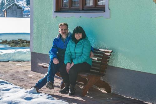 Wilfried und Karoline Bergmeister
