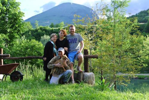 Franco e Maria, Andrea, Giulia
