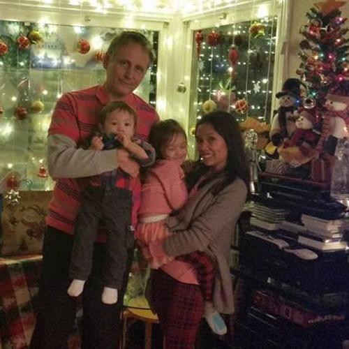Bryan, Michelle Princess Brianna and Prince Lyle