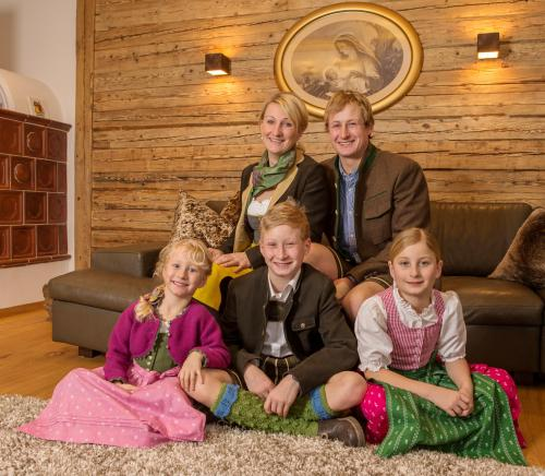Familie Aberger Dick