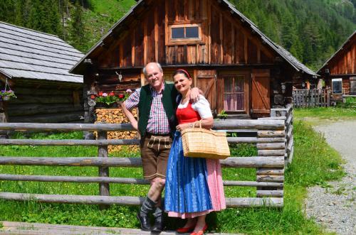 Cäzilia und Franz Althuber