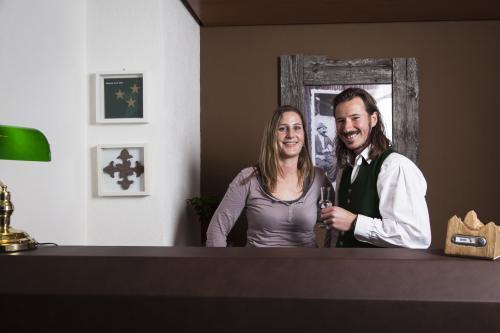 Katharina und Fabian Falch
