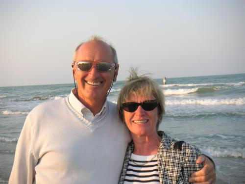 Erika & Peter Roventa