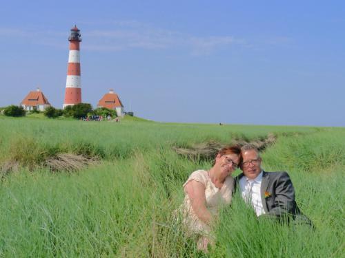Nordseeperlenteam Angelika und Klaus Evers