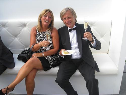 Pieter en Yvonne van Duijn