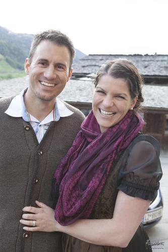 Evelyn & Markus