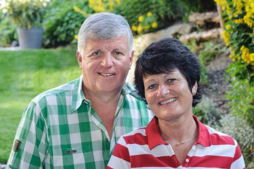 Ulrike und Heinz Deimel