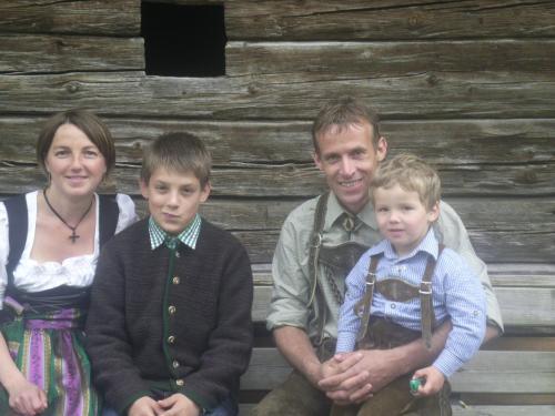 Familie Oberacher