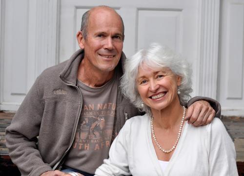 Jennifer and Rob Stewart