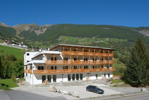 Hotel Residence Martell Mountains