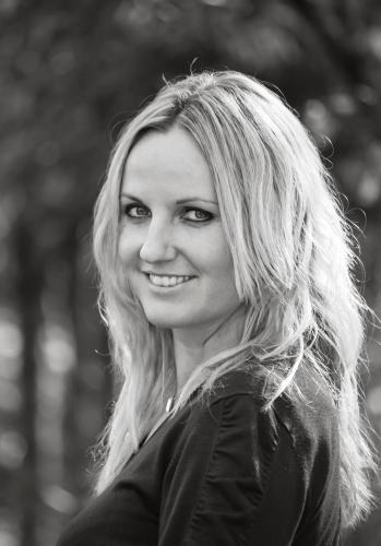 Gastgeberin Evi Haller