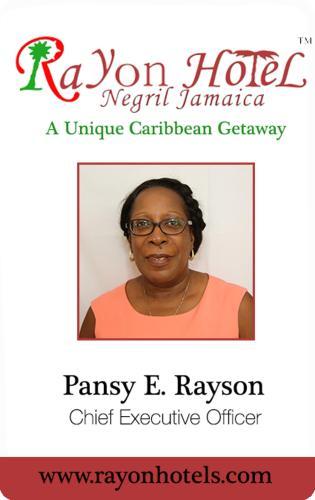 Pansy Rayson