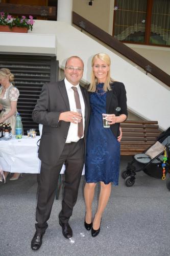 Christine und Reinhard Kurz