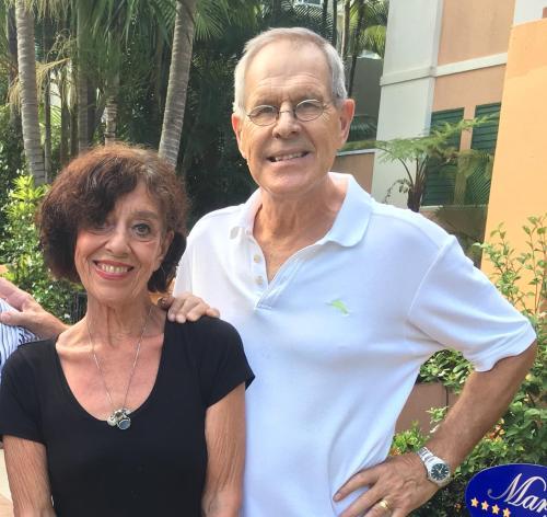 Fred & Antonia Eggers