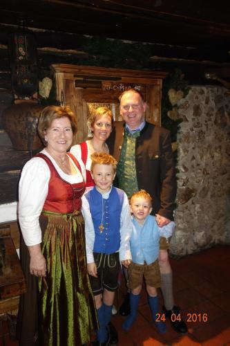Familie Schörghofer/Höllwart