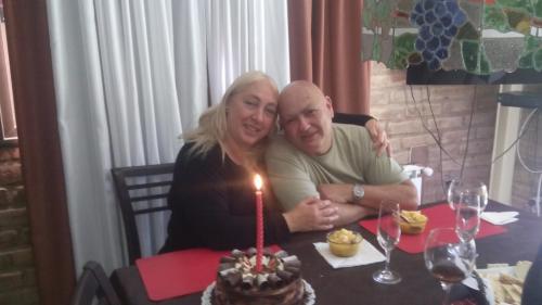Betina y Jorge