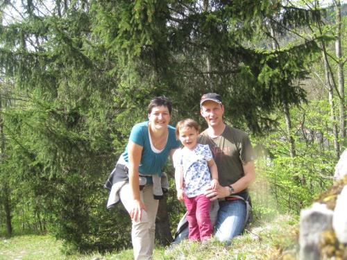 Familie Irmtraud & Tobias Greber