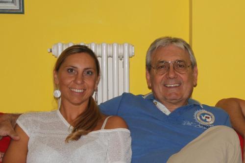 Claudia e Leandro