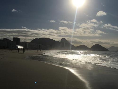 Praia do Arpoador Ipanema