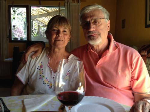 LIdia Inés Suarez y Roberto