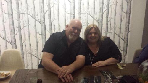 Jan and Ray Ramsay
