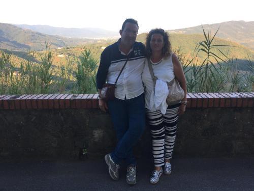 Serafino e Clara Bruno